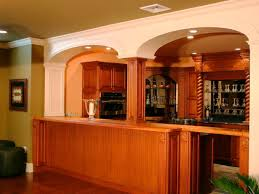 basement bar ideas. Grothouse Lumber Brazilian Cherry Bar Basement Ideas