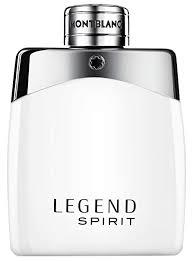 <b>Mont Blanc Legend</b> Spirit Eau De Toilette, 100Ml for Men: Amazon ...