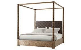 Four-Post King-Size Bed