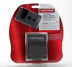 craftsman 9 53751 remote control 315 mhz 3 function garage door security