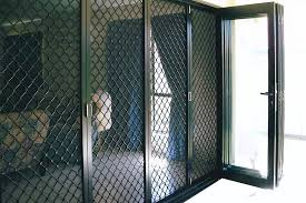 ening security sliding doors sliding security screen doors s with black painted and double