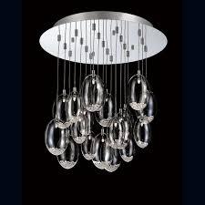 eurofase hazelton 26246 017 low voltage pendant mini chandelier