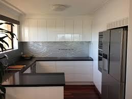 Splashback White Kitchen 2 Pack Kitchen Gallery All Kitchens Pty Ltd