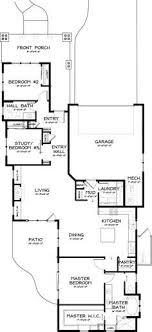 architecture house blueprints. Craftsman Style House Plan - 3 Beds 2 Baths 1710 Sq/Ft #895 Architecture Blueprints E