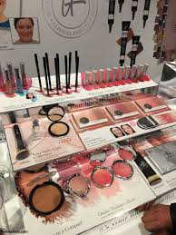 it cosmetics the makeup show nyc beautyjudy