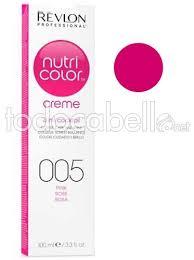 Revlon Nutri Color Cream Pink 005 100ml