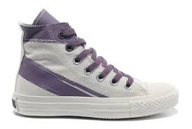 converse shoes high tops for girls. 2013 converse girls high tops white purple painted shoes for women