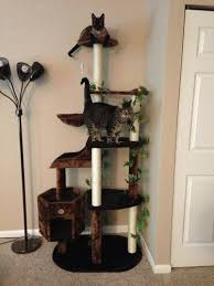 cat trees that look like furniture. Catcondothatlooksliketree On Cat Trees That Look Like Furniture