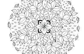 Free Printable Mandala Coloring Pages Printable Mandala Coloring
