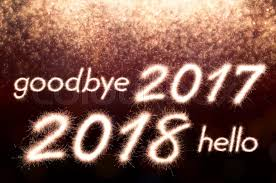 goodbye 2017 hello 2018 wallpaper hd