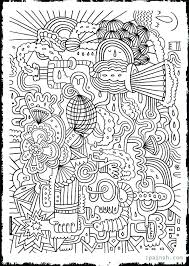 Coloring Pages Cool Designs Color By Number Coloring Pages Coloring