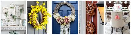 diy whimsical spring wreath at zevy joy save