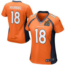 Jersey Denver Ladies Game - Peyton Manning Broncos