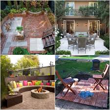 from bricks to culture rich spanish tiles we have collected some backyard floor ideas that are sure to stun you a backyard is another name of fun as it is