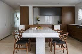 Table De Cuisine En Marbre Maison Castelli