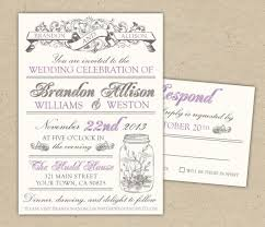 wedding invite template download free vintage wedding invitation templates download wblqual com