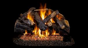 rh peterson co official manufacturing site real fyre vented vent free gas fireplace logs by rh peterson co
