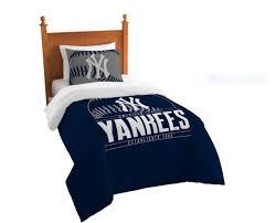 yankees twin comforter