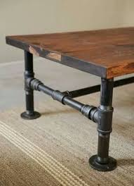 table base plumbing pipe by sharonsparkles industrial furniture e60 industrial