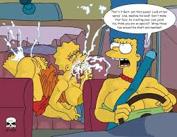 Lisa simpson and bart simpson orgy