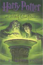 harry potter and the half blood prince by j k rowling sixth book of the harry potter trilogy