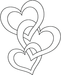 Hearts With Wings Coloring Pages Coloring Pages Roses Hearts With