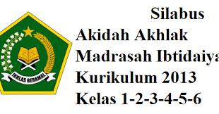 Jawaban yang benar untuk mengisi kekosongan dalam reportase di atas adalah … a. Download Silabus Akidah Akhlak Madrasah Ibtodaiyah Kelas 1 2 3 4 5 6 Mayfile