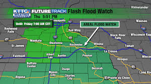 While a watch does not a guarantee that a flash flood will occur, it is a very good indication that your community will experience severe weather. Owjjovyxxsbi2m