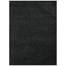 round jute rug black border hand woven 6 x 9 free today round jute rug black