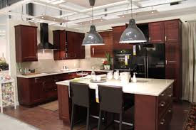 Copper Pendant Lights Kitchen Copper Kitchen Lighting 2light Copper Kitchen Pot Rack Light With