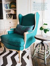 blue wingback chair. Awesome Blue Wingback Chair Design Ideas V