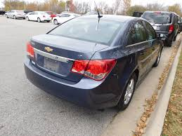 2014 Used Chevrolet CRUZE 4dr Sedan Automatic 1LT at Chevrolet of ...