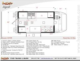 floor plan online. Awesome Home House Concession And Gallery Advanced Food Trailer Layout Truck Inventory Floor Plan Online