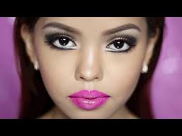 how to look like a bratz doll makeup tutorial