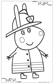Peppa Pig Disegni Da Stampare E Colorare Gratis