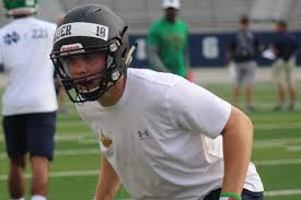 Matthew Bauer to Notre Dame: Fighting Irish Land 4-Star LB Prospect |  Bleacher Report | Latest News, Videos and Highlights