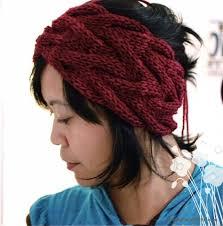 Knitted Headband Pattern Mesmerizing Free Pattern Vanessa Headband Getting Purly With It