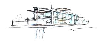 modern architectural sketches. Exellent Architectural Attractive Modern Architecture Sketch House Baihusi Com To Architectural Sketches