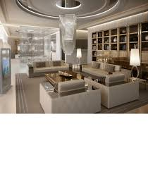 Luxurious Living Room Designs Love The Idea Of A Long Big Cabinetry In The Back Of A Living Room