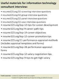 Technical Consultant Resume Sample Topshoppingnetwork Com