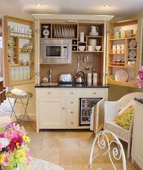 cosy kitchen hutch cabinets marvelous inspiration. This Is Not In The Atlanta Guest House But A Great Idea For Similar Small Space Perfect Little Kitchenfor Or Better Yet An Inlaws Sweet Cosy Kitchen Hutch Cabinets Marvelous Inspiration S
