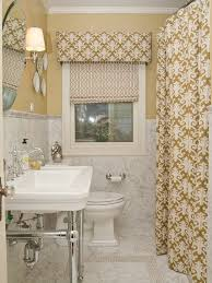 beautiful yellow striped shower curtain the roman shade shower curtain with pattern at traditional bathroom