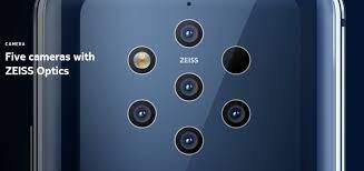 6 Kameralı Nokia 9 PureView Tanıtıldı, İşte Özellikleri!