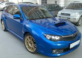 Used 2008 Subaru Impreza WRX STI Photos, 2500cc., Gasoline, Manual ...