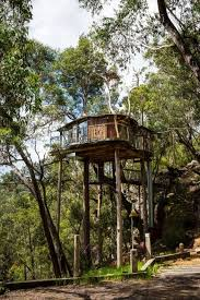 Love Cabins  Home 1Treehouse Accommodation Nsw