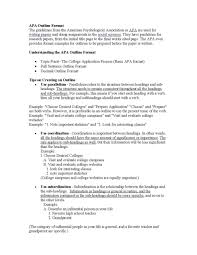 10 Samples Of Research Papers Apa Format Proposal Sample