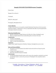 Perma Of Teacher About Cover Letter Rhsidemcicekcom Mat