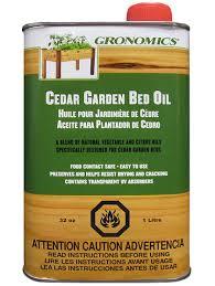 Kitchen Garden Preserves Cedar Garden Bed Oil Vegetable Citrus Gardeners Supply