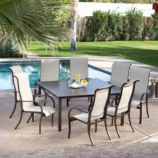 modern outdoor dining set fresh outdoor square dining table seats 8 with high back ideas