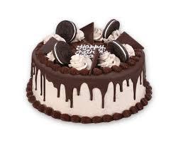 oreo triple chocolate fudge cake